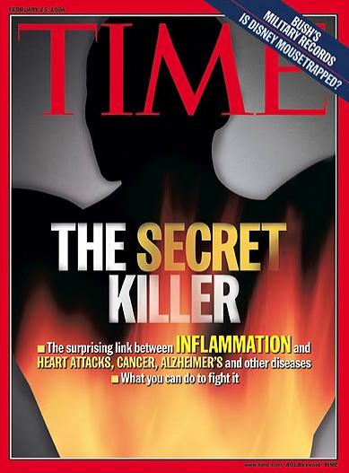 Time-lehden kansi vuodelta 2004