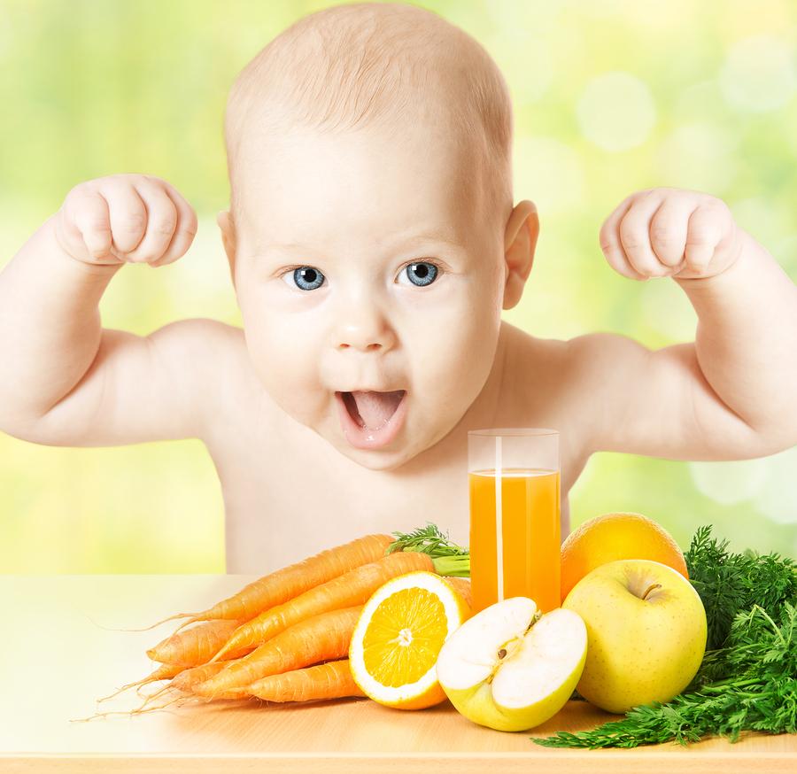 Pieni mies ja porkkanat
