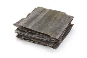 dashi kombu, dried kelp, japanese soup stock ingredient